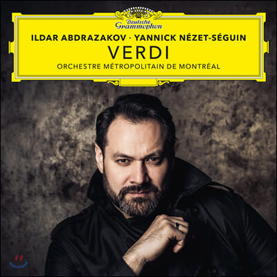 Ildar Abdrazakov 베르디: 베이스 아리아집 - 일다르 아브드라자코프 (Verdi: Bass Arias)
