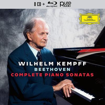 Wilhelm Kempff 베토벤: 피아노 소나타 전집 - 빌헬름 켐프 (Beethoven: Complete Piano Sonatas)