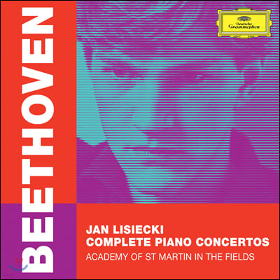 Jan Lisiecki 베토벤: 피아노 협주곡 전곡집 - 얀 리치에츠키 (Beethoven: Complete Piano Concertos)