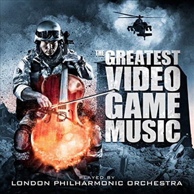 London Philharmonic Orchestra (LPO) - Greatest Video Game Music (2CD)