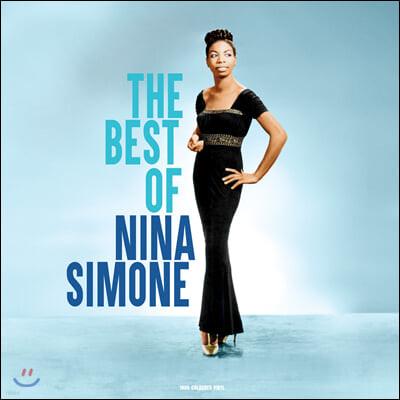 Nina Simone (니나 시몬) - The Best of Nina Simone [스카이블루 컬러 LP]
