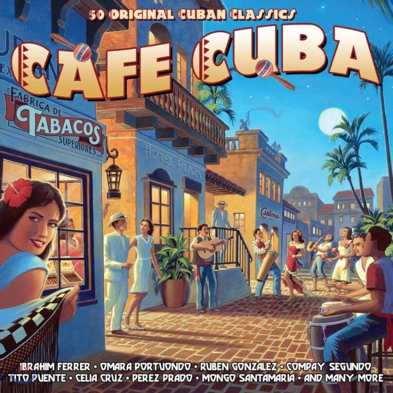 카페 쿠바 (Cafe Cuba) - 쿠바 음악 모음집