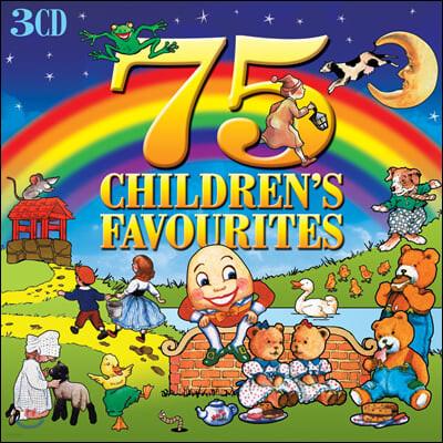 75곡의 인기 동요 모음집 (75 Children's Favourites)