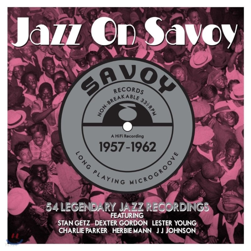 1957-62년 사보이 재즈 레코딩 (Jazz On Savoy 1957-1962)