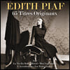 Edith Piaf (에디트 피아프) - 65곡 인기곡집 (65 Titres Originaux)