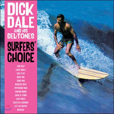 Dick Dale & His Del-Tones (딕 데일 앤 히스델 톤스) - Surfer's Choice [LP]