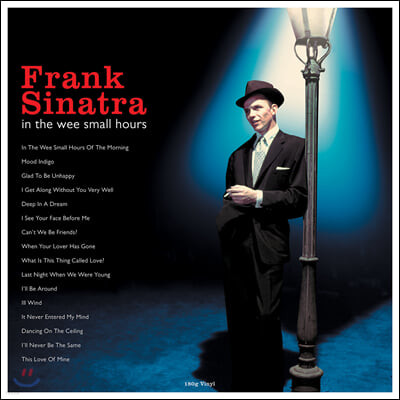 Frank Sinatra (프랭크 시나트라) - In the Wee Small Hours [LP]
