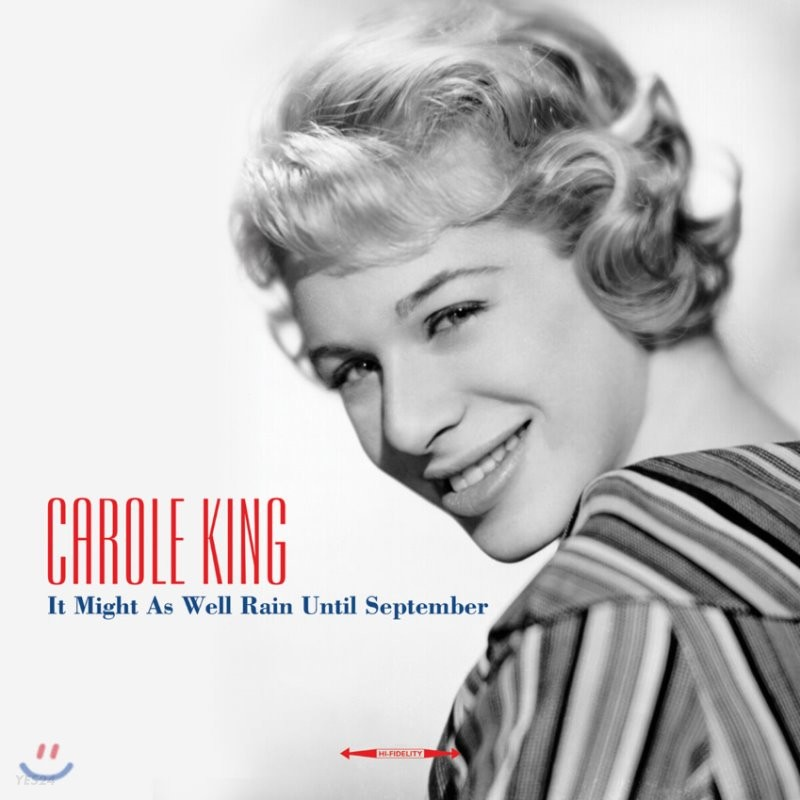 Carole King (캐롤 킹) - It Might As Well Rain Until September [LP]