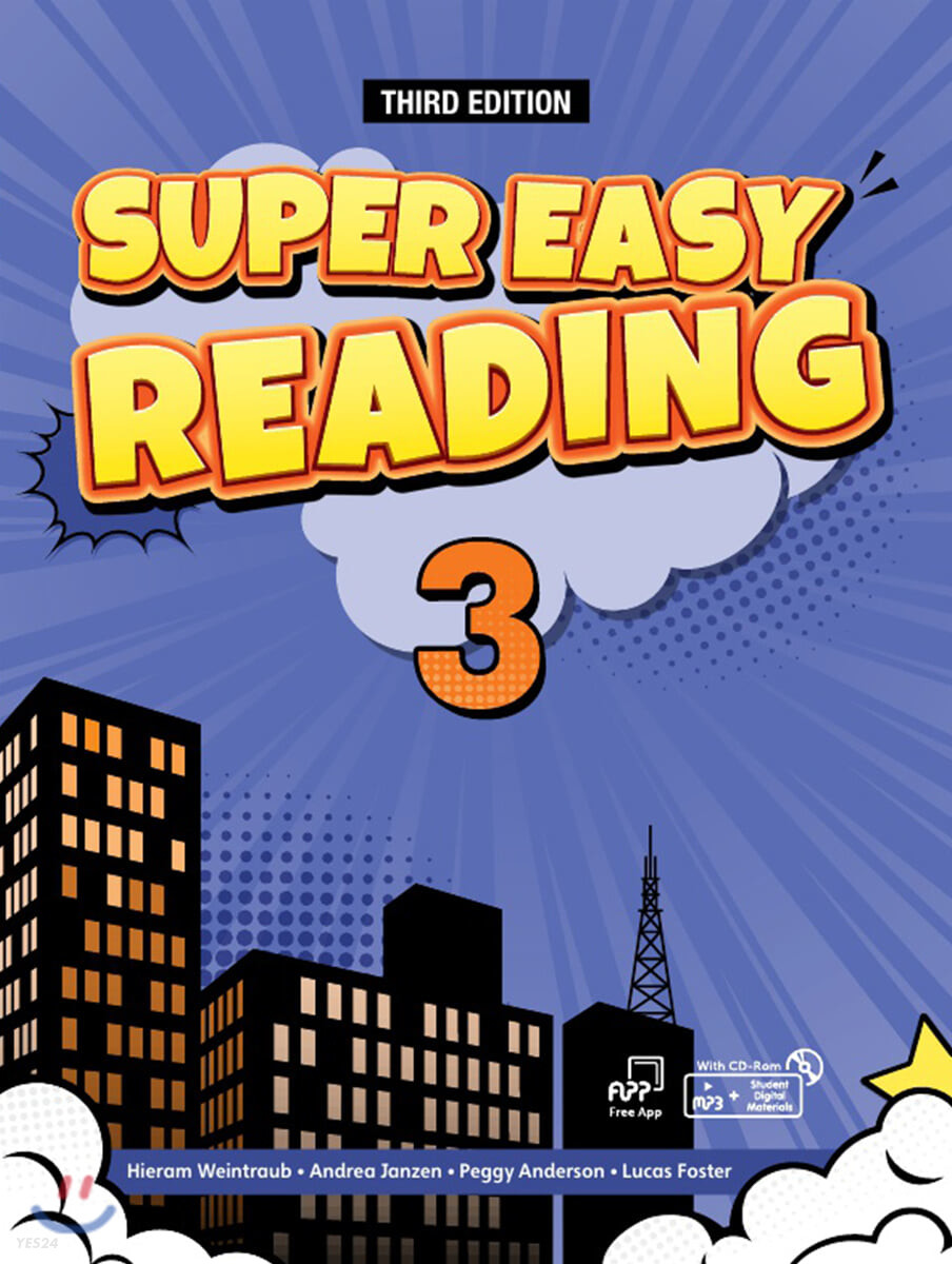 Super Easy Reading 3 : Work Book, 3/E