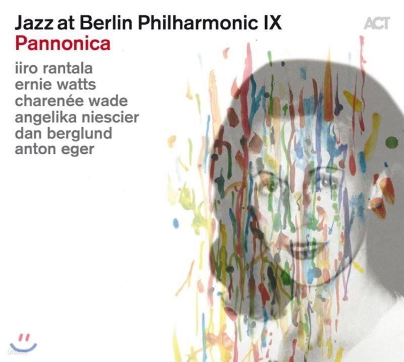 재즈 앳 베를린 필하모닉 9집 - 파노니카 (Jazz at Berlin Philharmonic IX: Pannonica)