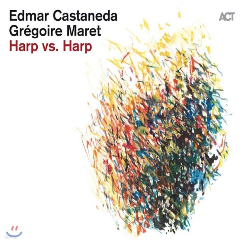Edmar Castaneda & Gregoire Maret (에드마 카스타네다 & 그레누아르 마레) - Harp vs. Harp