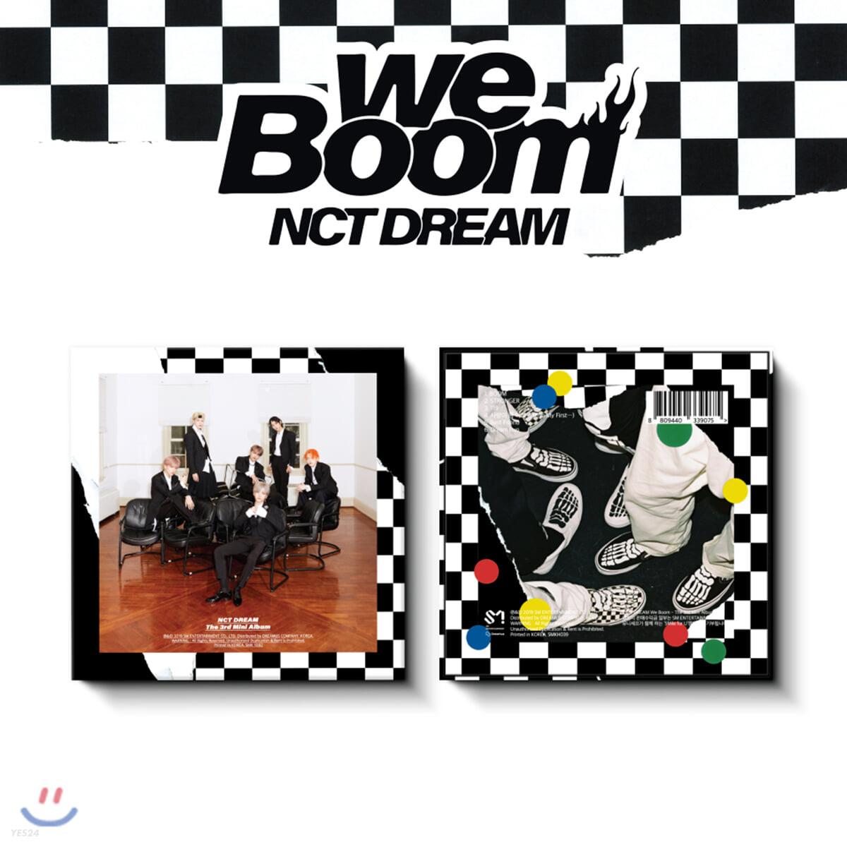 엔시티 드림 (NCT Dream) - 미니앨범 3집 : We Boom [스마트 뮤직 앨범(키노 앨범)]