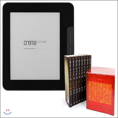 예스24 크레마 카르타G+피를 마시는 새(전8권)eBook 세트