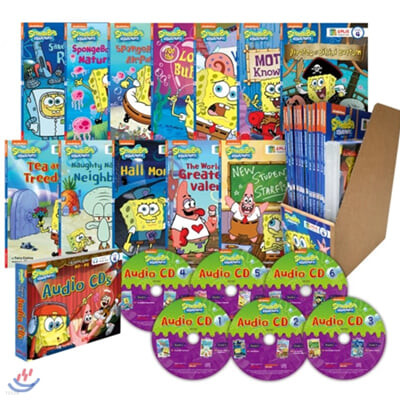 Sponge Bob Square Pants : 스폰지밥 챕터북