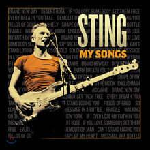 Sting - My Songs 스팅 정규 14집 [디럭스 에디션]