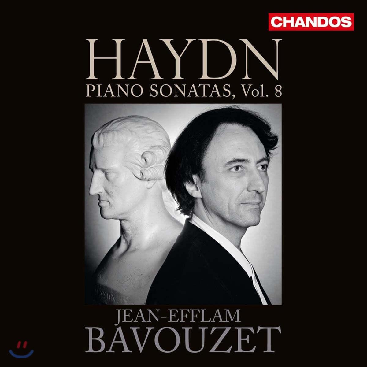 Jean-Efflam Bavouzet 하이든: 피아노 소나타 8집 - 장-에플람 바부제