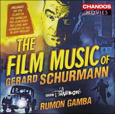 Rumon Gamba 제라드 셔먼의 영화 음악 (The Film Music of Gerard Schurmann)