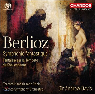 Andrew Davis 베를리오즈: 환상 교향곡, 템페스트를 기반으로 한 환상곡 (Berlioz: Symphonie fantastique)