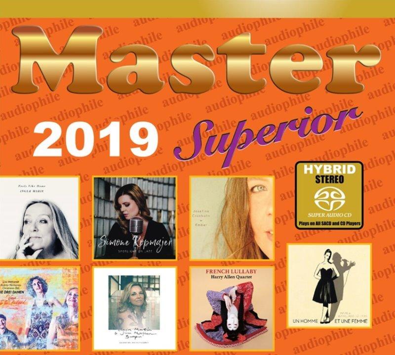 2019 Master Music 레이블 오디오파일 샘플러 (Master Superior 2019)