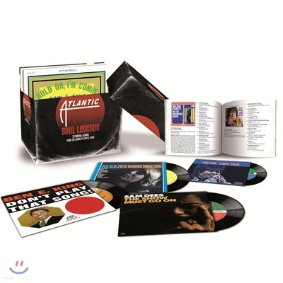 Atlantic Soul Legends (Deluxe Edition Box)