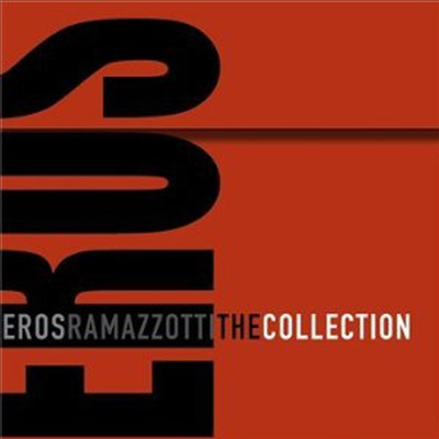 Eros Ramazzotti - The Collection (5CD Box Set)