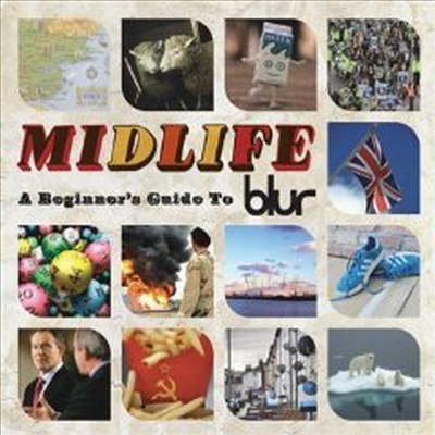 Blur - Midlife : A Beginner's Guide To Blur (2CD)