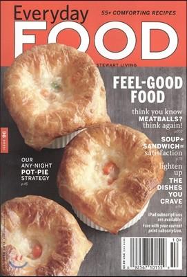 (Martha Stewart Living) Everyday Food (월간) : 2012년 10월