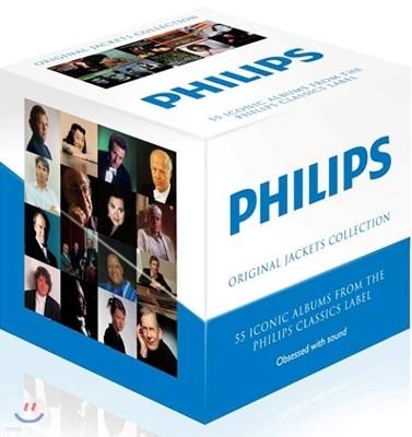 필립스 오리지널 재킷 컬렉션 [55CD 한정반] (Philips 50)