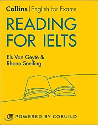 Reading for IELTS: IELTS 5-6+ (B1+)