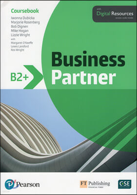 Business Partner B2+ : Student Book with Digital Resources