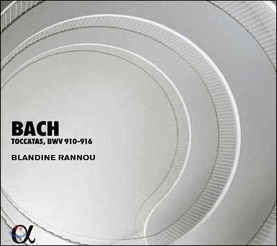 Blandine Rannou 바흐: 토카타 [하프시코드 연주반] (Bach: Toccatas, BWV 910-916)