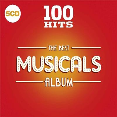 Various Artists - 100 Hits - Best Musicals (Digipack)(5CD)