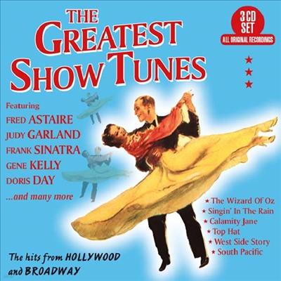 Various Artists - Greatest Show Tunes (위대한 뮤지컬의 순간들) (Soundtrack)