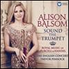 트럼펫의 향연 - 헨델 & 퍼셀의 왕실 음악 (Sound The Trumpet - Royal Music of Purcell and Handel) (180g)(2LP) - Alison Balsom