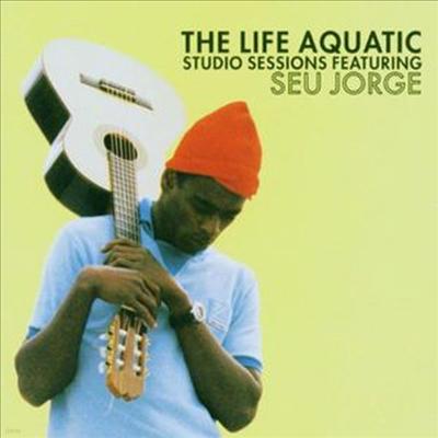Seu Jorge - Life Aquatic: Studio Sessions (UK)