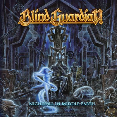Blind Guardian - Nightfall In Middle Earth (Remix & Remastered) (Digipack)(2CD)