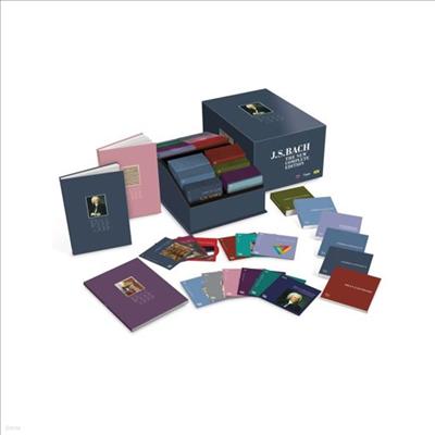 바흐 탄생 333주년 기념 전집 (The New Complete Edition - BACH333) (222CD + DVD Boxset) - 여러 아티스트
