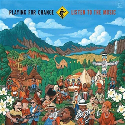 Playing For Change - Listen To The Music (Vinyl LP)