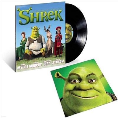 O.S.T. - Shrek (슈렉) (Soundtrack)(Ltd)(Colored 2LP)