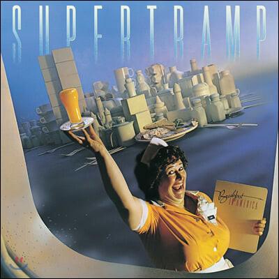 Supertramp - Breakfast In America 수퍼트램프 6집 [오렌지 컬러 LP]