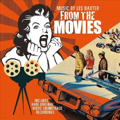 Les Baxter - From The Movies