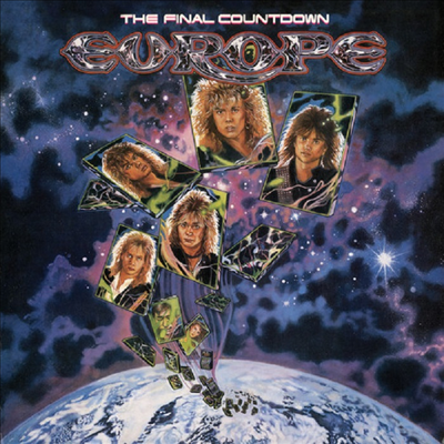 Europe - Final Countdown (Collector's Edition)(Deluxe Edition)(Remastered)
