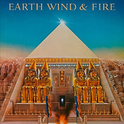 Earth, Wind & Fire - All N All (Gatefold Cover)(180G)(Flaming Orange & Yellow LP)