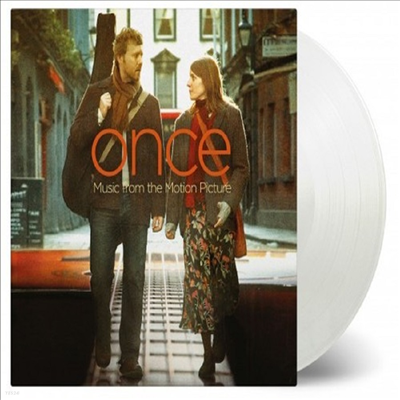 O.S.T. - Once (원스) (Ltd)(180g Transparent LP)(Soundtrack)