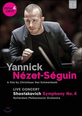 Yannick Nezet-Seguin 쇼스타코비치: 교향곡 4번 (Shostakovich: Symphony Op. 43)
