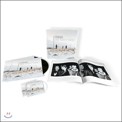 Travis - The Man Who 트래비스 2집 발매 20주년 기념반 [2LP+2CD]