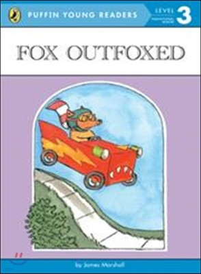 Easy to Read Level 3 : For Outfoxed