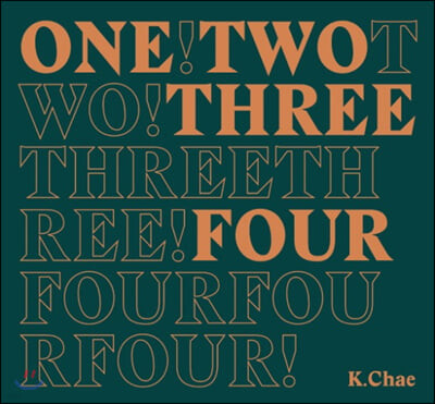 ONE TWO THREE FOUR (원투쓰리포)