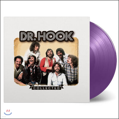 Dr. Hook (닥터 후크) - Collected [퍼플 컬러 2LP]
