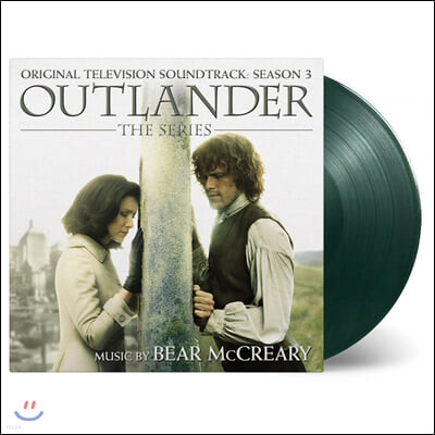 아웃랜더 시즌3 드라마 음악 (Outlander Season 3 OST by Bear McCreary) [그린 컬러 2LP]